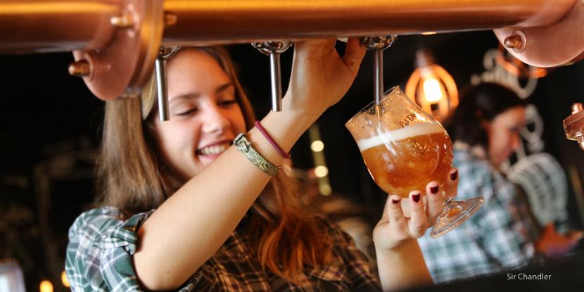 Conociendo la Cervecería Patagonia en Bariloche