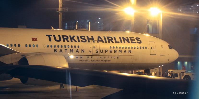 Fuerte reducción de Turkish en todo el mundo y afecta los vuelos a Ezeiza