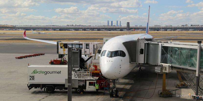 El peligroso resorte del Airbus 350
