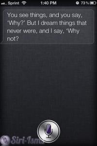 I See Things And I Say Why? - Funny Siri Sayings