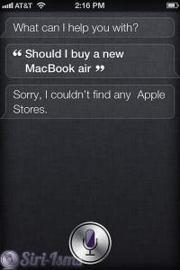 Should I Buy A Macbook Air? - Siri Plays Apple Favorites