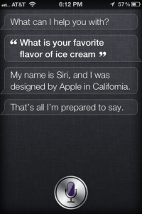 Siri Playing Favorites