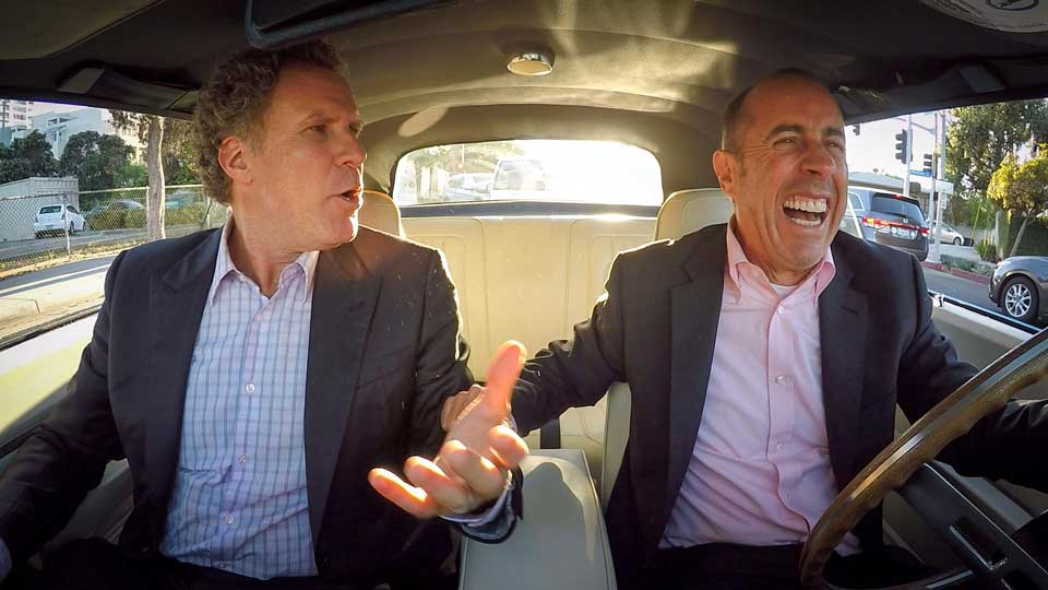 """Comedians In cars Getting Coffee -  Will Ferrell S7 E6 """"Mr. Ferrell, For the Last Time, We're Going To Ask You To Put the Cigar Out"""""""