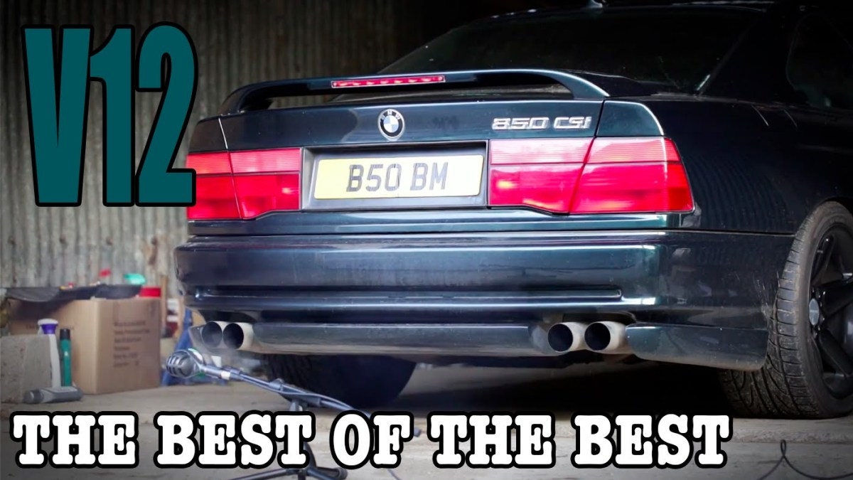 15 Best Sounding V12 Engines