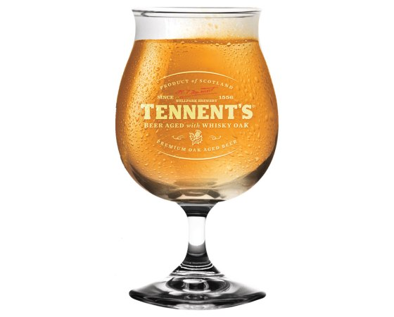 Tennent's Oak  Aged  lager