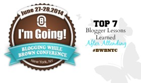 Blogger  Lessons Learned