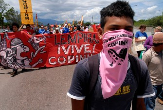 A second Honduras anti-dam activist assassinated, EU funders suspend funding