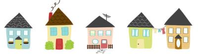 Houses - work in progress