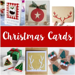 Ideal Preschoolers To Make Last Minute Card Last Minute Card Sizzix Lifestyle Daily Card Ideas Using Dies Card Ideas ideas Christmas Card Ideas