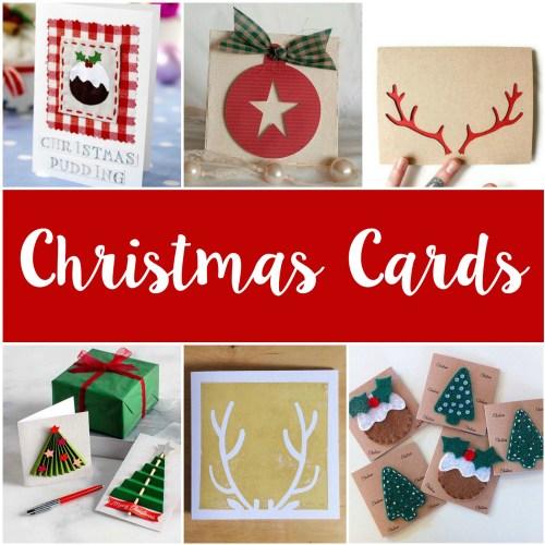 Medium Crop Of Christmas Card Ideas
