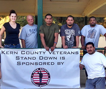 SJVC IT Students Volunteer to help veterans
