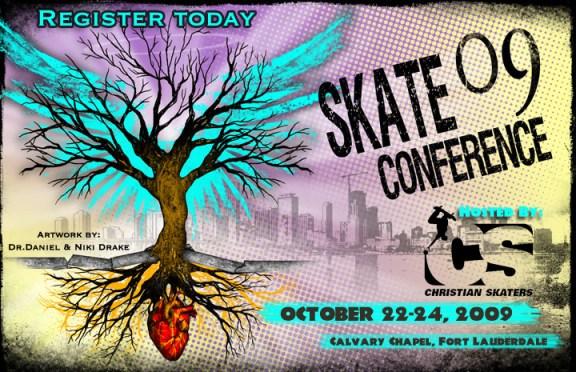 Skateconference site