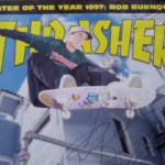 Shape  Bob Burnquist  – 1997