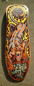 "0 Deck Old  ""Tiger"" de  S. Alba."