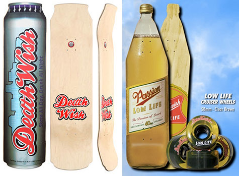 Decks da série Beer boards