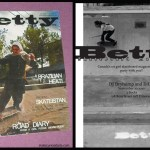 Betty Skateboard Magazine