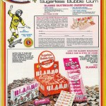Sugarless Bubble Gum – 1977