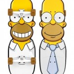 Deck do Patriarca  Homer Jay Simpson – 2011