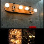 Skateboard Bathroom Lights –