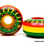 Coloridas Hubba Reggae Wheels – 2011