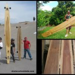 Woodsboard – shapes gigantes – 2011