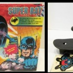 Super Bat Skateboarder – 1989
