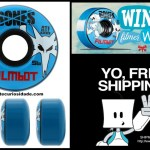 Bones Film60T Filmer Wheels – 2012