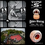 Type – S Wheels – Modelo Pedro Barros
