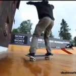 Aquaplanagem Skateboard – 2013