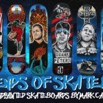Série especial de Decks  Legends Americanos – 2013