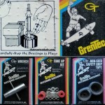 GT – Skatebords Accessorios – 1976/77