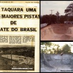 Pista do GEU – Taquara RS – 1979