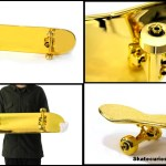 Skateboard Golden – 2014