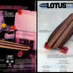 Lotus Skateboards – 1977