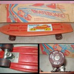 Skateboard –  Roller Sport – Hot Dog –  1976