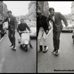 Clint EastWood & Skateboard – 1965