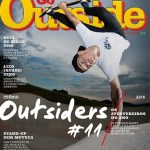 Capa da Revista GO Outside – 2016