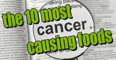 cancer-foods-cause