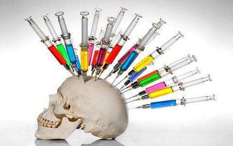 syringe-skull