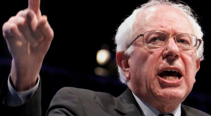 Bernie Sanders views biotechnology – aligned with Republicans