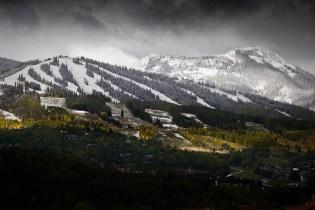 Colorado early snow, Colorado September snow,