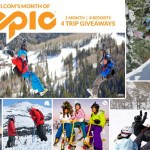 "Vote for your favorite ""Epic for Families"" resort"