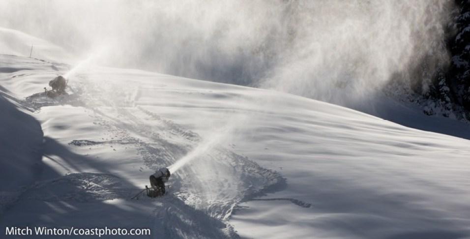 Whistler November Snow 3