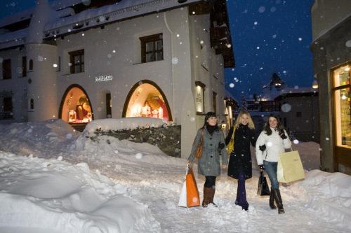 Engadin St. Moritz shopping