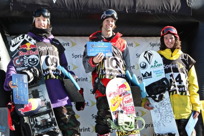 Louie Vito podium, Louie Vito men's halfpipe