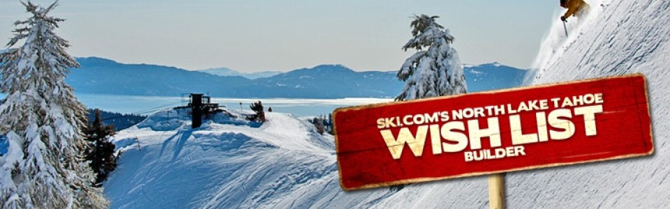 North Lake Tahoe Trip Giveaway