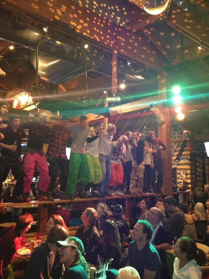 Best Apres Ski in Whistler, Merlin's, Whistler Blackcomb, B.C.