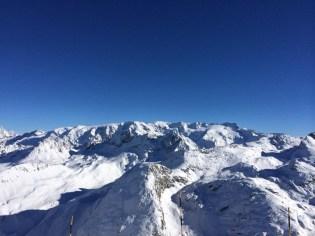 Val Thorens ski trip, snow storm in Italy, Italy ski resort