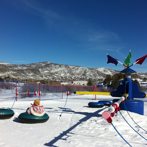 Gorgoza Park, Utah Tubing, Snow Tubing in Park City