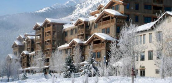 Teton Mountain Lodge and Spa at Jackson Hole, Teton Village lodging